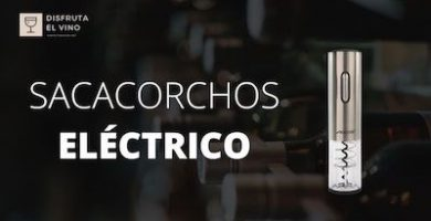 sacacrochos electrico