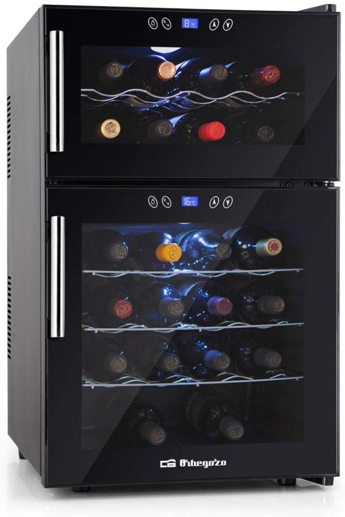 orbegozo vt 2410 vino
